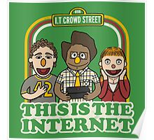 This is the internet Poster