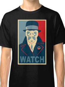 Who is Watching? Classic T-Shirt