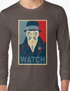 Who is Watching? Long Sleeve T-Shirt