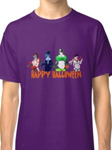 Halloween Night With The Girls Classic T-Shirt