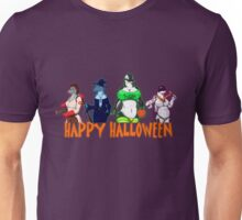Halloween Night With The Girls Unisex T-Shirt
