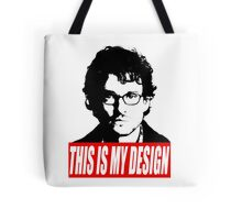 THIS IS MY DESIGN - Hannibal Tote Bag