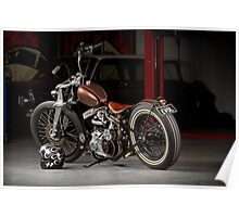 Evolution 1940 WL Harley Poster