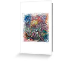 The Atlas Of Dreams - Color Plate 49 Greeting Card