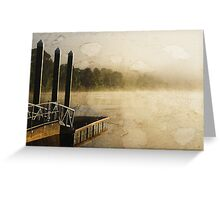 Manning River at Wingham Brush Greeting Card