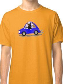 Dachswagon  Classic T-Shirt