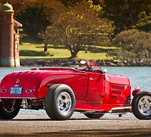Tony Scro's 1928 Model-A Ford by HoskingInd