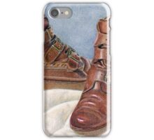 My  Old Boots iPhone Case/Skin