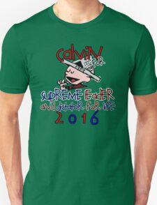 Calvin for Supreme Leader 2016 T-Shirt
