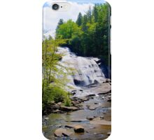 High Falls - Dupont Forest iPhone Case/Skin