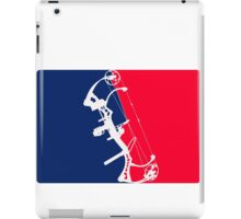 Compound Bow iPad Case/Skin