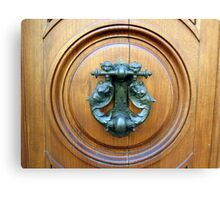 Doors of Europe-Florence 1 Canvas Print