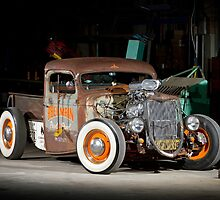 Jason Davidson's 1935 Ford Pickup by HoskingInd