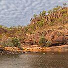 Katherine Gorge, Northern Territory, Australia by Pauline Tims