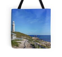 Spring morning at Rottnest Tote Bag