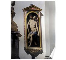 Inside Santa Croce Poster