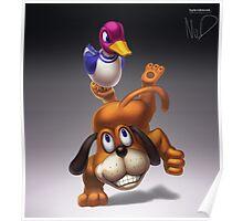 Duck Hunt Poster