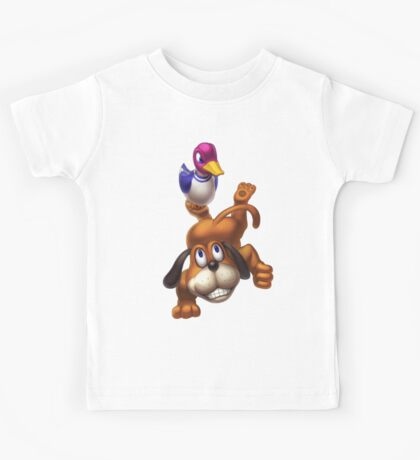 Duck Hunt Kids Tee