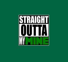 Minecraft - Straight Outta My Mine Unisex T-Shirt