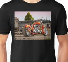 Mark Roger's Custom Kraft Tech Chopper Unisex T-Shirt