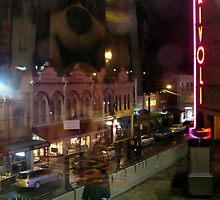 From the art deco Rivoli picture theatre Melbourne by geof