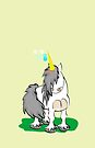 Little Unicorn by Diana-Lee Saville