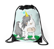 Little Unicorn Drawstring Bag
