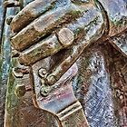 SRV Statue Detail - Austin by David  Guidas
