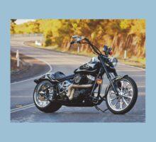 Jeremy's Custom Harley Davidson One Piece - Short Sleeve
