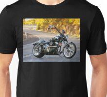 Jeremy's Custom Harley Davidson Unisex T-Shirt