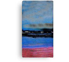 blackpool,seascape Canvas Print
