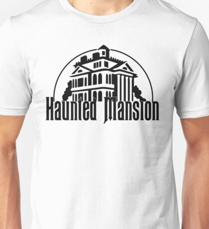 Haunted Mansion Unisex T-Shirt