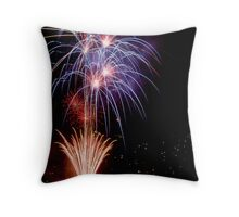 New Years Eve Throw Pillow