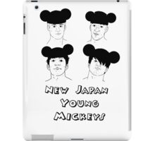 Young Mickeys iPad Case/Skin