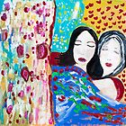 Mother and Daughter by Margaret Banson