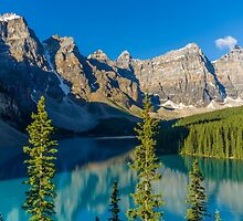 Moraine Lake by MichaelJP