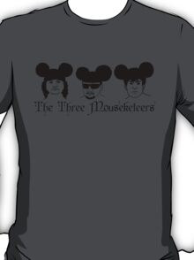 The Three Mouseketeers T-Shirt