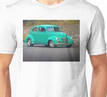 Dave's 1940 Ford Sloper Unisex T-Shirt