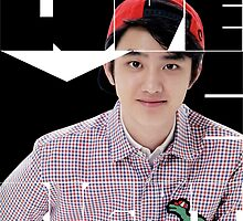 EXO D.O. 'Love Me Right' by ikpopstore