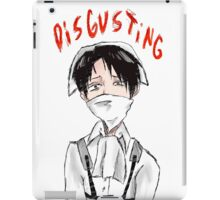 Filthy, Filthy, and Disgusting iPad Case/Skin