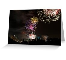 Adelaide Alight Greeting Card