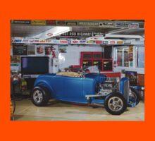 John's 1932 Ford Roadster Hot Rod Kids Tee