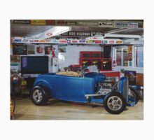 John's 1932 Ford Roadster Hot Rod Kids Tee