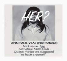 Bland Ann by Brett Pickett