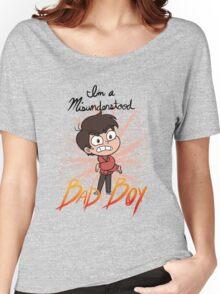 I'm a Misunderstood Bad Boy! Women's Relaxed Fit T-Shirt