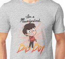 I'm a Misunderstood Bad Boy! Unisex T-Shirt