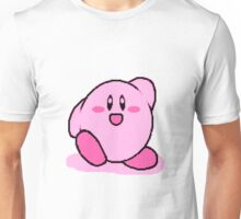 Kirby's Adventure: Pink Horror Unisex T-Shirt