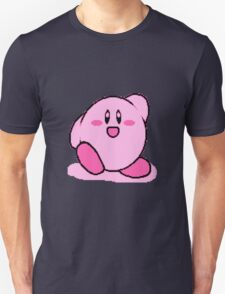 Kirby's Adventure: Pink Horror T-Shirt