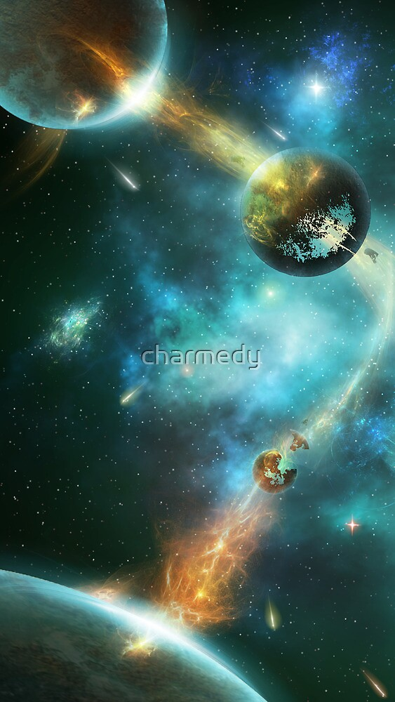 Solar Winds by charmedy