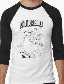 Dr. Horrible's Sing-Along Redbubble Men's Baseball ¾ T-Shirt